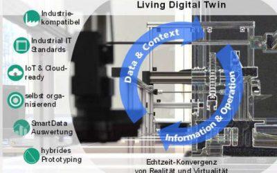 Informationsfabrik Industrie 4.0