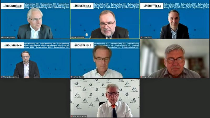 Top dialog of the research advisory board of the Industrie 4.0 platform – and where are the SMEs?